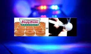 Florida man with concealed weapon permit arrested for doughnut glaze