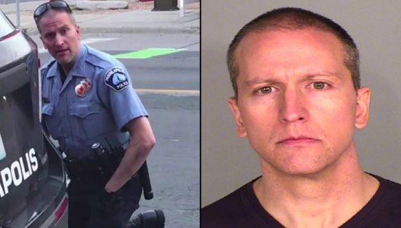 Officer who killed George Floyd was abusive husband, arrested