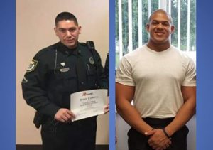 Two Florida deputies charged with falsifying report