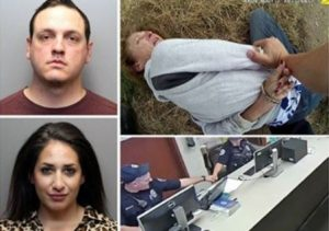 Two officers arrested, charged, following violent arrest of 73-year-old woman