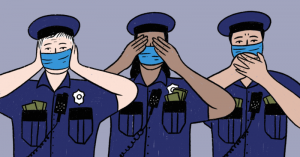 Op-Ed: Police are not heroes, stop worshiping them